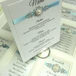 elegant-wedding-stationery-Sheer Romance with menu