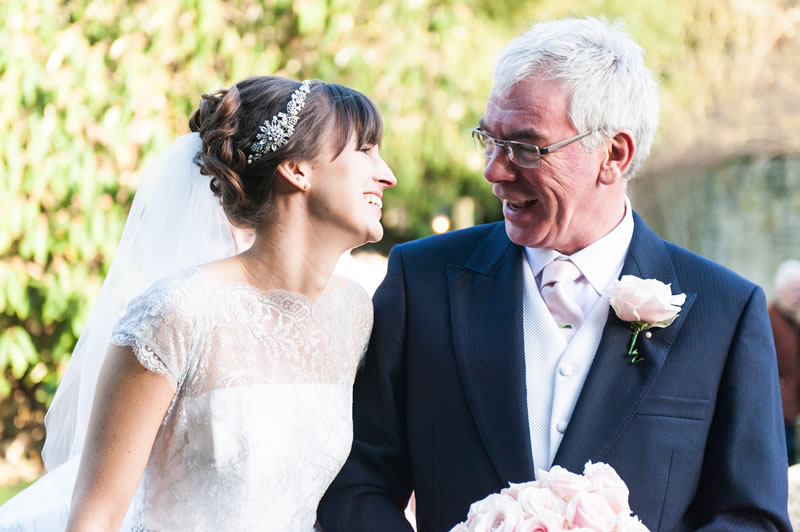 The Cutest Father Of The Bride Photographs
