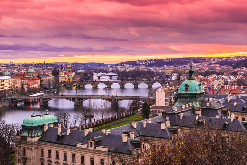 hen-party-destinations-this-summer-Shutterstock - prague