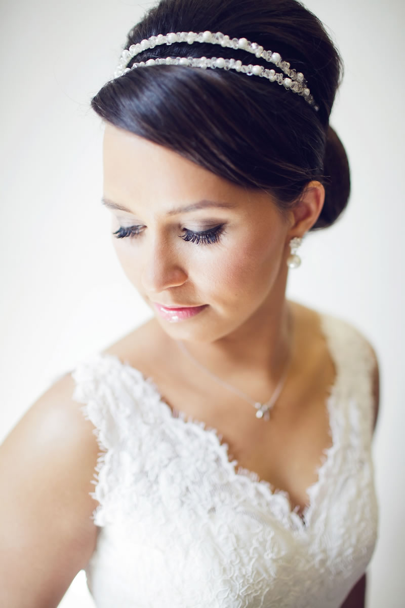 Wedding Hair Styles: The Ultimate Guide bouffant up do