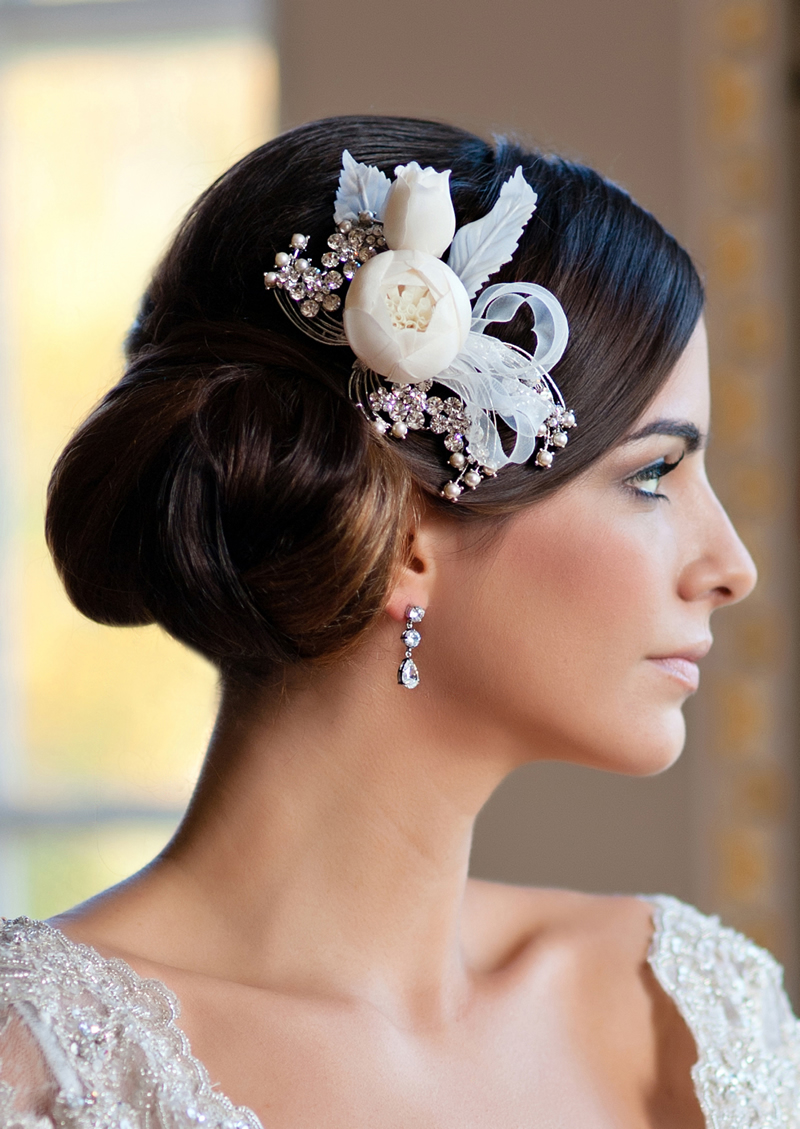 readers-offers-150-GlitzySecrets.com - Blooms and Ribbons Headpiece - £82 2