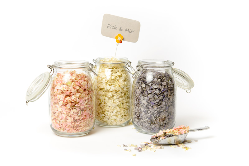 readers-offers-150-ShropshirePetals.com Pick and Mix - Candyfloss, Icing Sugar and Lady Grey£11.50 per litre each