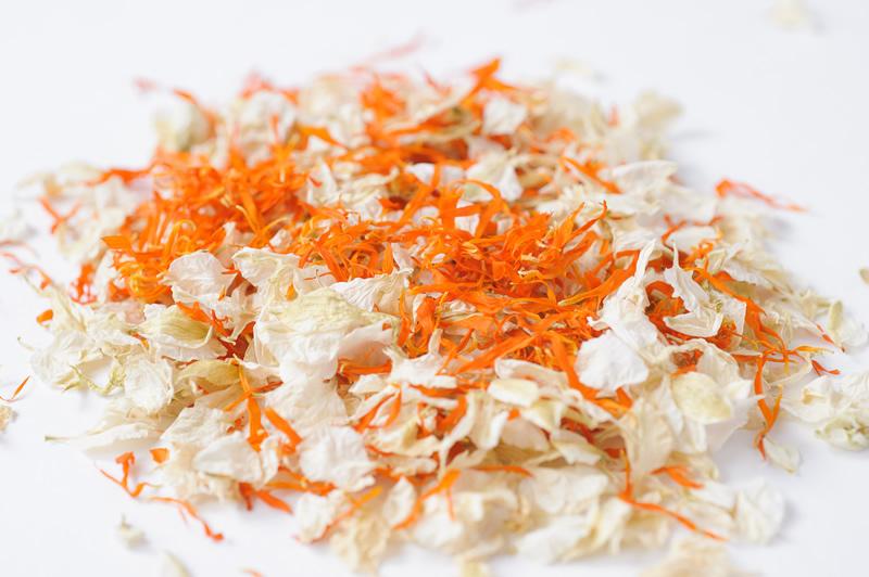 summer-confetti-ShropshirePetals.com Orange Blossom £11.50 per litre (3)