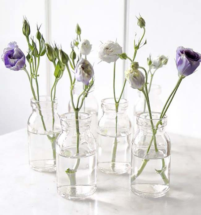 vase table decorations