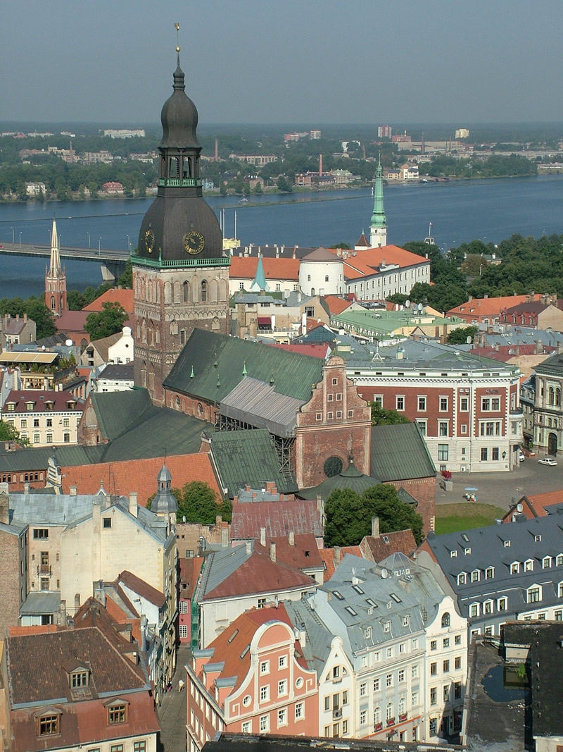 5 Quirky Honeymoon Getaways - Riga, Latvia