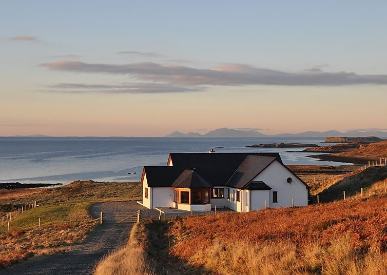 5 Quirky Honeymoon Getaways - The Hebrides photo