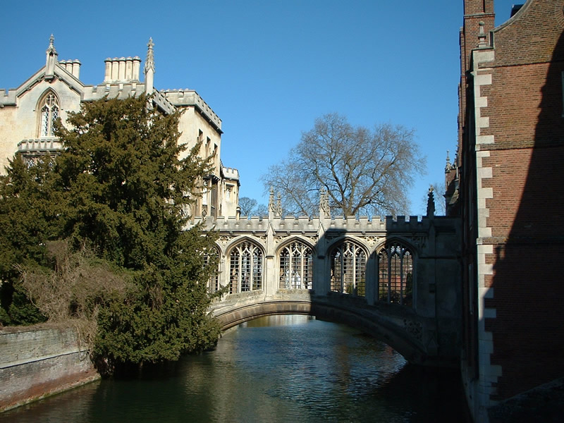 Cambridge, Bridge of Sighs