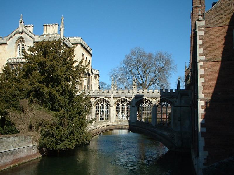 Cambridge, Bridge of Sighs