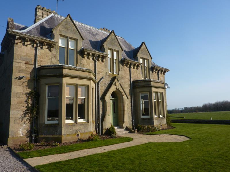 House by the Tweed CV Villas (2)