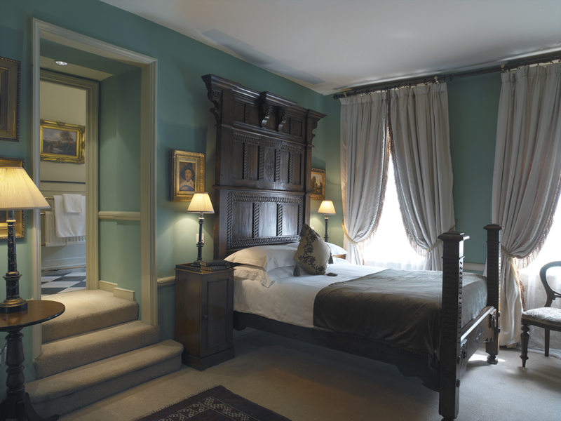 The Rookery (bedroom)