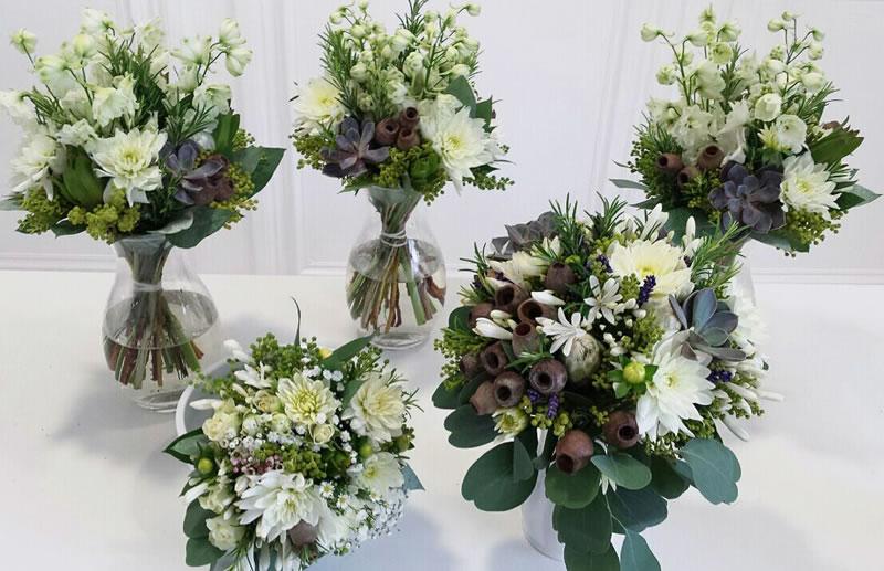 arena-flowers-Wedding Table Arrangements 4