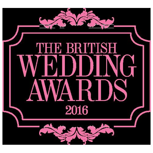 British Wedding Awards Logo 2016