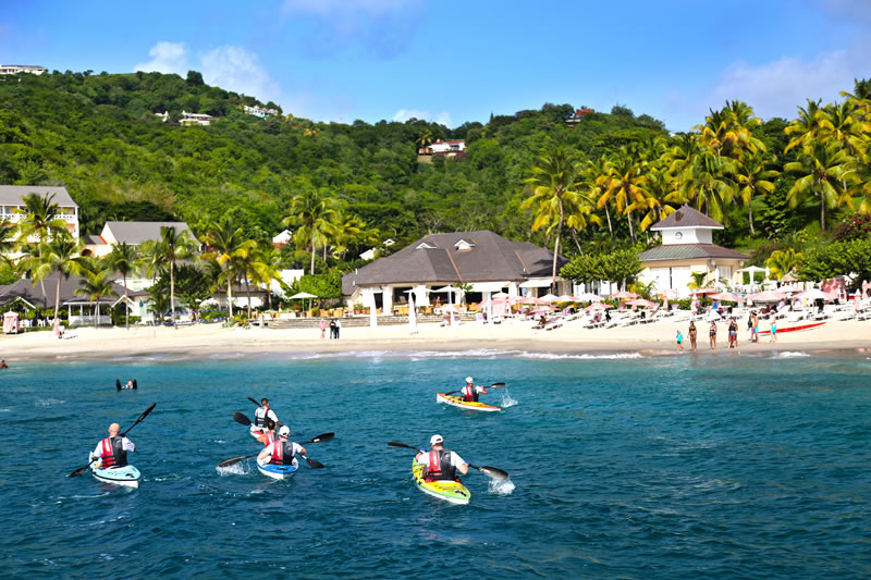 active-honeymoon-The-BodyHoliday-Quadrathlon-Kayaking-4