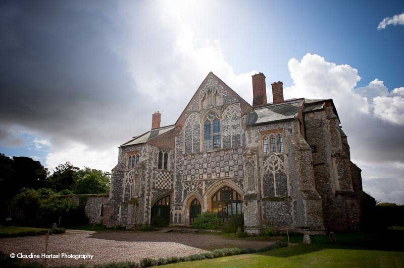 gothic-wedding-venues-Butley-Priory-Claudine-Hartzel-Photography-2