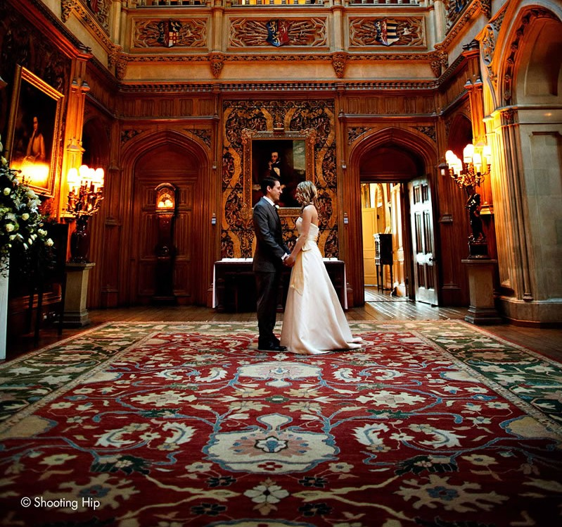 6 Of The Best Gothic Wedding Venues
