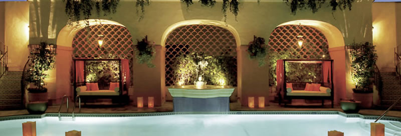 hollywood-hotels-Beverly Wilshire Hotel