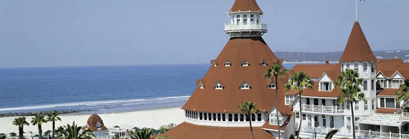 hollywood-hotels-Hotel del Coronado
