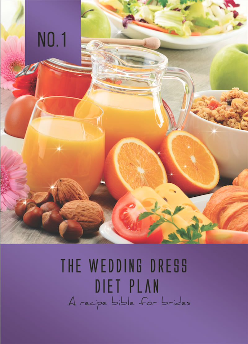 wedding-dress-diet-recipe-book