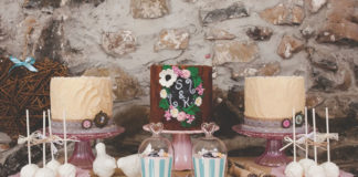 rustic-theme-wedding-cake-Candytuft Cakes WC56 001b P Shoot for the Moon Media