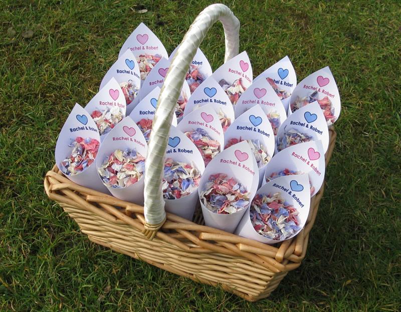 2 - The Real Flower Petal Confetti Company