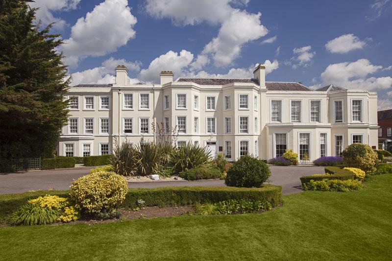 2. Exterior, Burnham Beeches Hotel