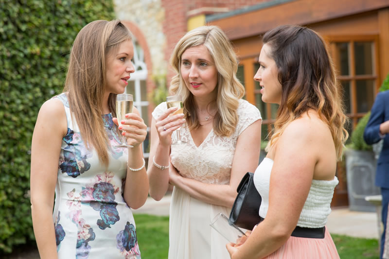 Are you a model wedding guest? Just make sure you don't do these 5 things on the big day...