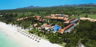 MARITIM Crystals Beach Hotel ariel