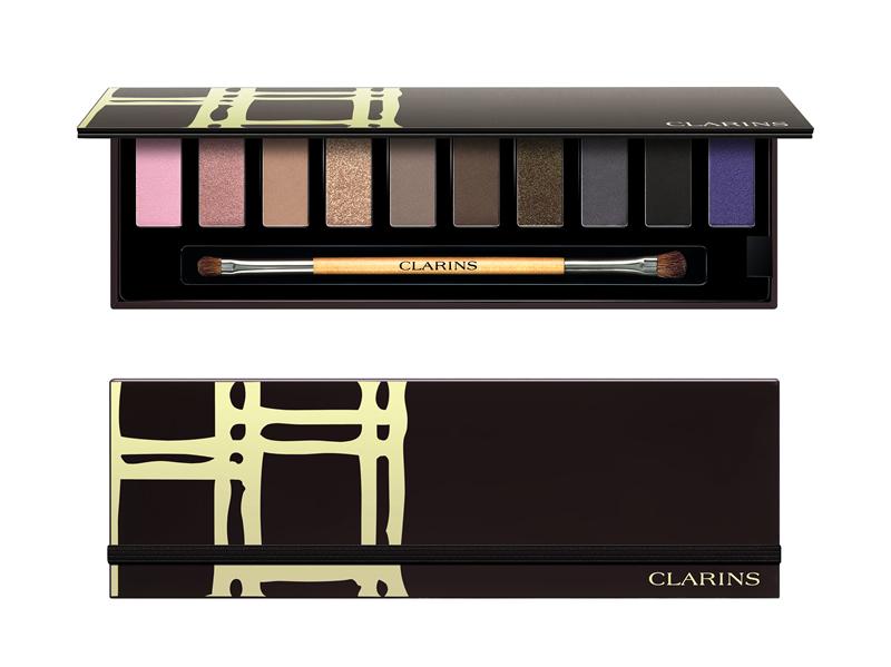 perfect-eyeshadow-palette-Palette Clarins 2015