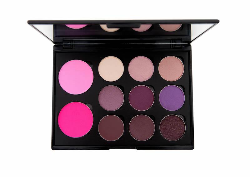 perfect-eyeshadow-palette-Pinks-Purples Pallet DFMA
