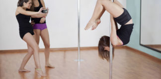 red7-Pole Dancing Class