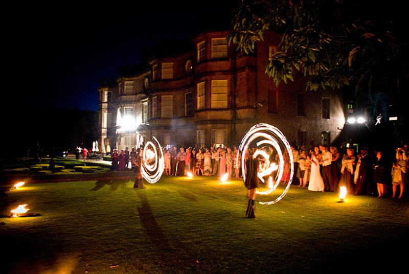 warble-entertainment-fire performers