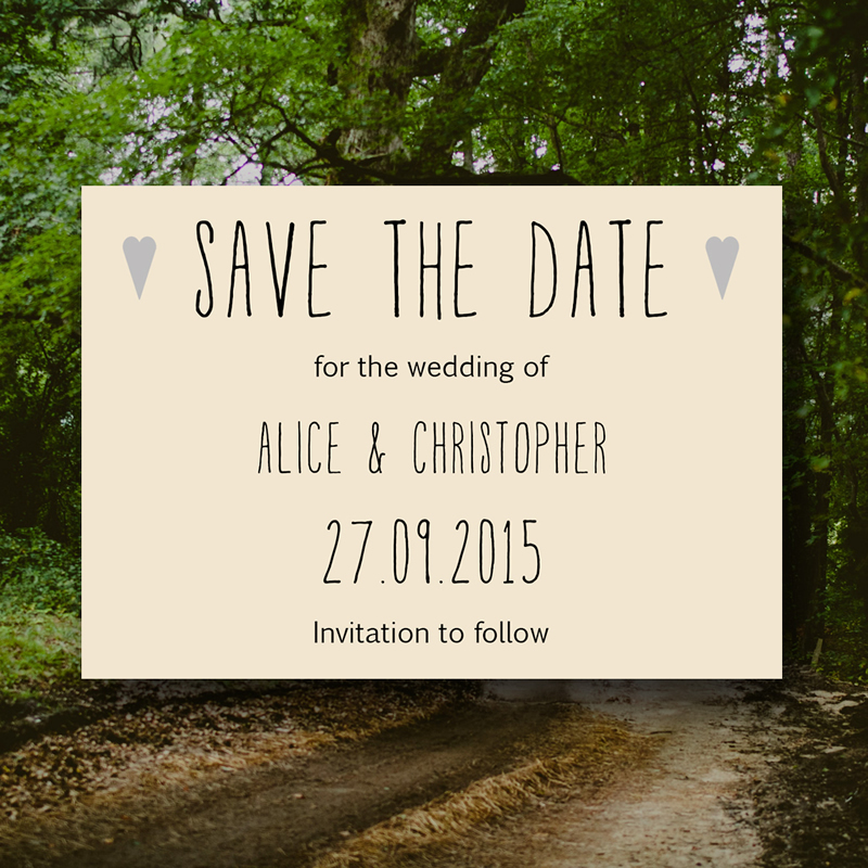 about-to-be-hitched-RUSTIC Image 1 About to be Hitched Wedding Stationery