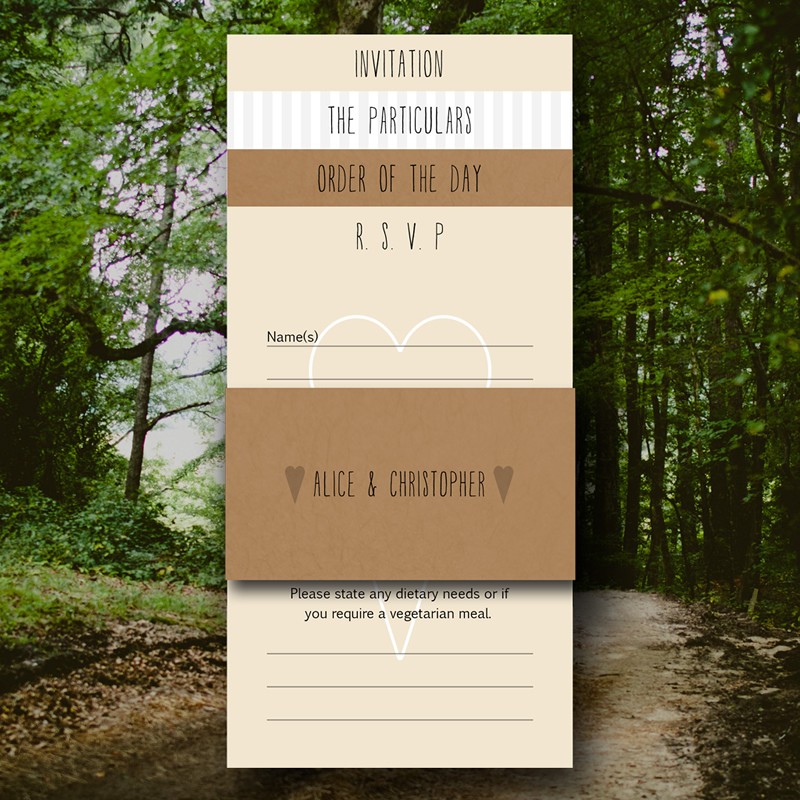 about-to-be-hitched-RUSTIC Image 2 About to be Hitched Wedding Stationery