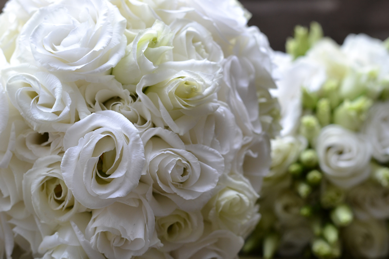 flowers-for-all-seasons-07 July - Handtied Bouquets - Lisianthus