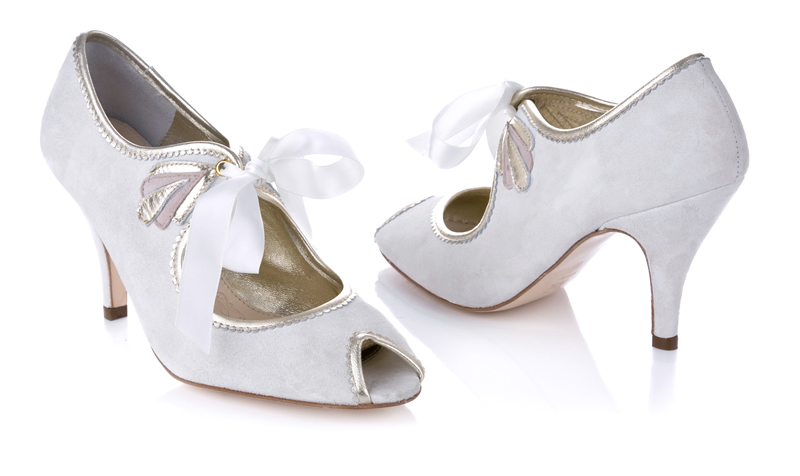 10-fabulous-wedding-shoes-Rachel Simpson - Agnes Ivory £165 (pair)