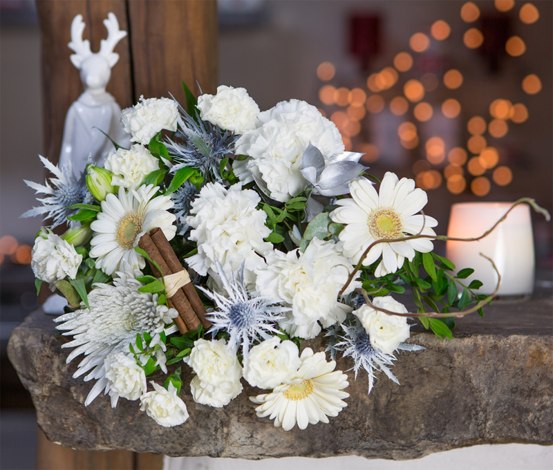 11-winter-weddings-www.iflorist.co.uk Winter Wonderland £23.90