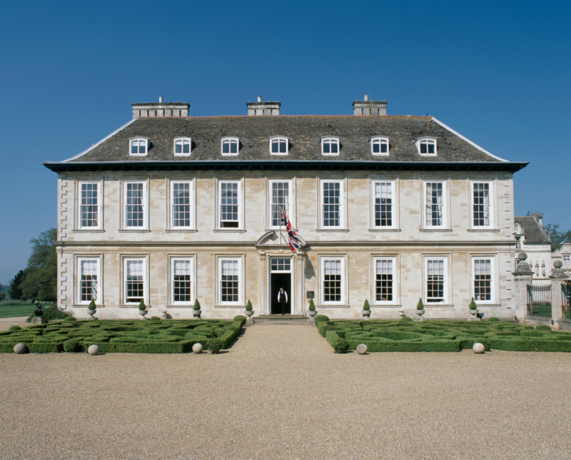 budget-wedding-1. Stapleford Park Front Exterior