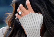 celebrity-engagement-rings-Amal Clooney