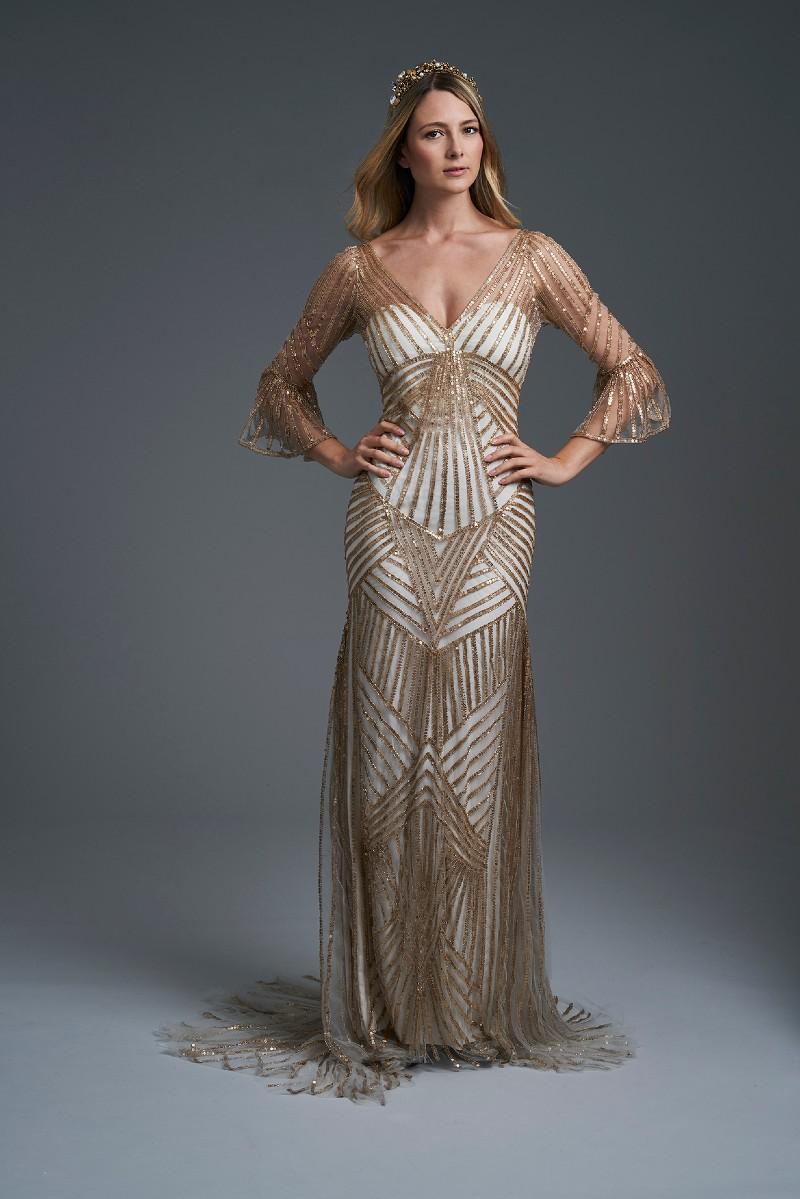 new-years-eve-wedding-Dali-Renaissance-gold-Eliza-Jane-Howel