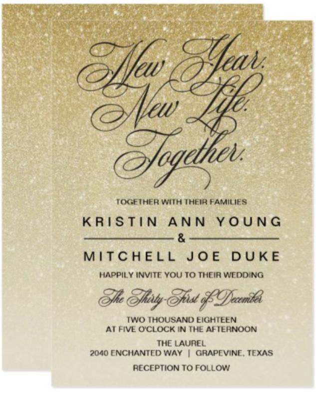 new-years-eve-wedding-gold-invitations
