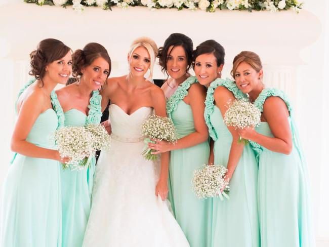Affordable Wedding Show - bride_&_bridesmaids