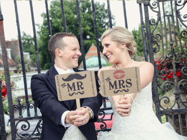 Affordable Wedding Show - mr&mrs