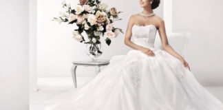 Create the wedding day of your dreams with these breathtaking dresses from the new Agnes 2016 collections.