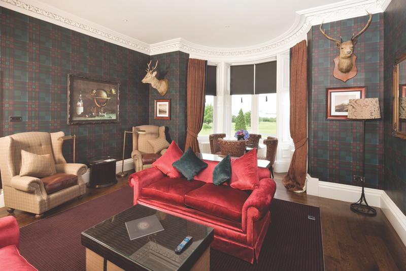 Cameron House Hotel Glenlossie Suite