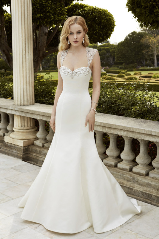 It's all about romance with the new vibrant Enzoani Blue 2016 collection
