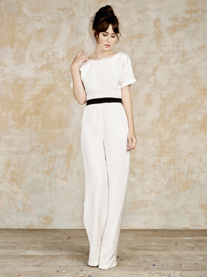 Complete alternatives to a traditional wedding dress, these designs from House of Ollichon will turn heads this season!