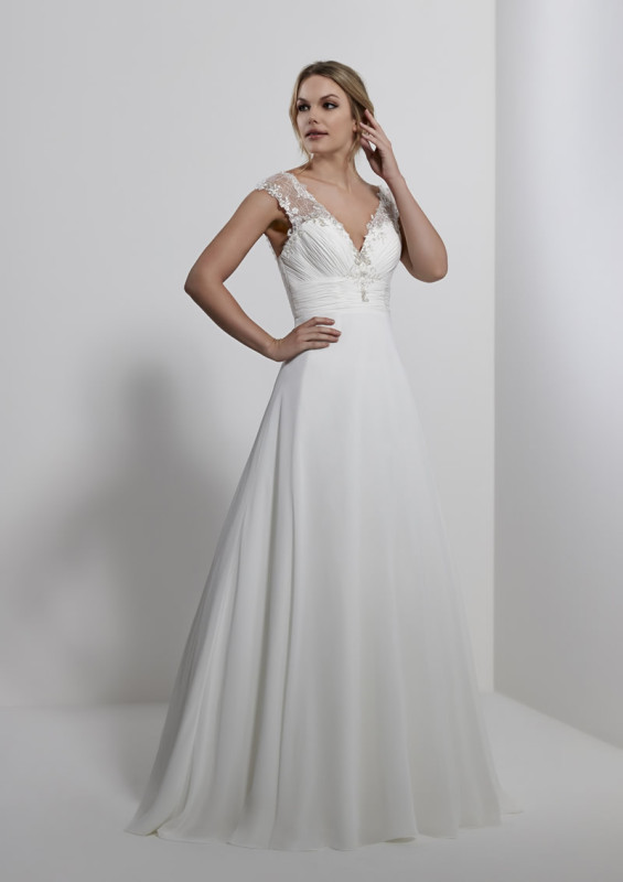 Romantica's stunning 2016 collection has arrived, with dresses to suit every bride!