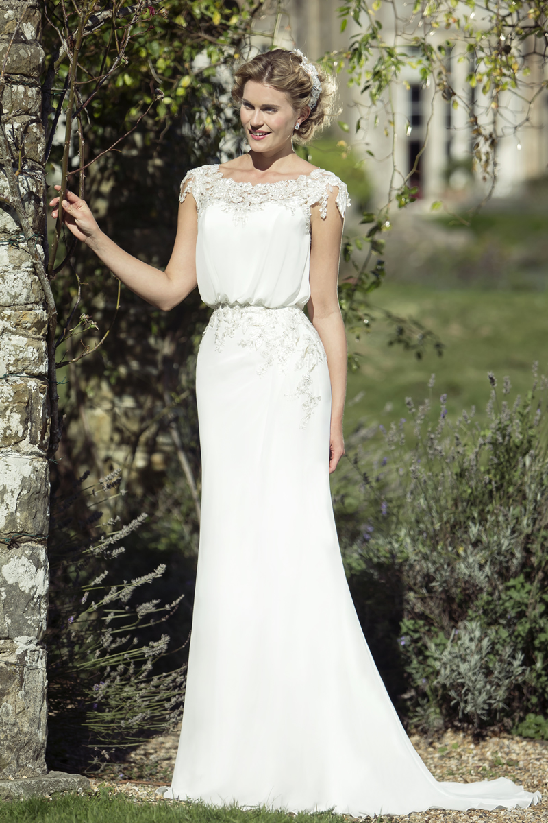 The fabulous new 2016 collection from True Bride will blow you away!