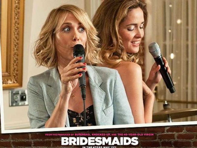 bridesmaids movie speech