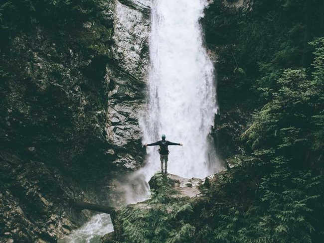 big waterfall Take Inspiration From This Marriage Bucket List